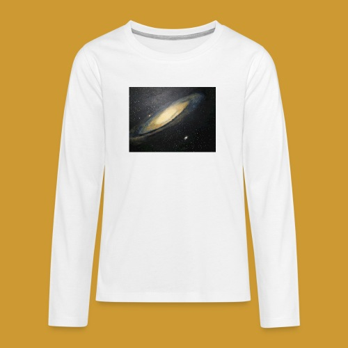 Andromeda - Mark Noble Art - Teenagers' Premium Longsleeve Shirt