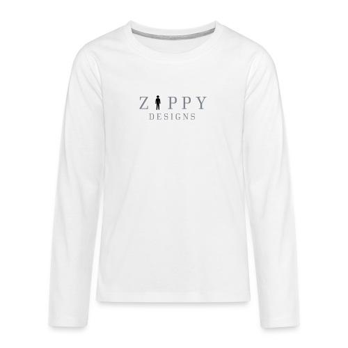 ZIPPY 2 - Camiseta de manga larga premium adolescente