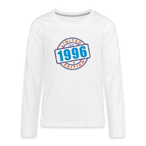 LIMITED EDITION SINCE 1996 - Teenager Premium Langarmshirt
