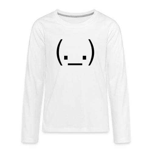EGGHEAD - Teenagers' Premium Longsleeve Shirt