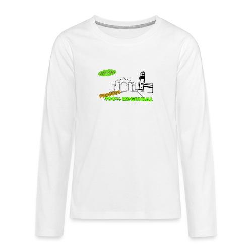 City Gates - Teenagers' Premium Longsleeve Shirt