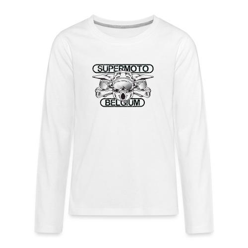 LogoSMB - Teenager Premium shirt met lange mouwen