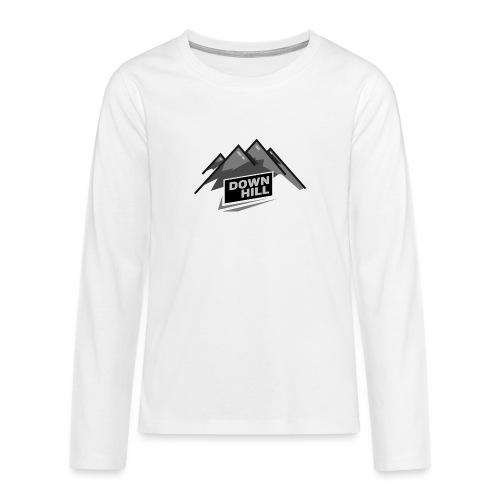 Downhill - Teenager Premium Langarmshirt