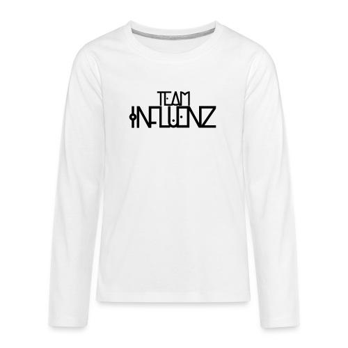 aasda svg - Teenager Premium shirt met lange mouwen