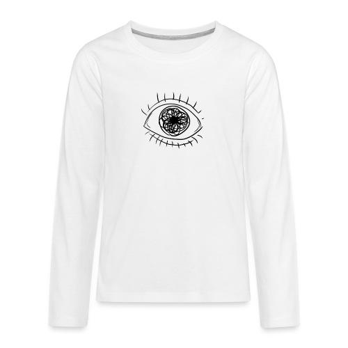 EYE! - Teenagers' Premium Longsleeve Shirt