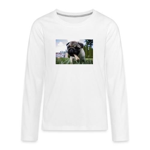puppy dog - Teenager Premium Langarmshirt