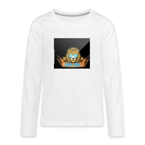 20200216 104401 - Långärmad premium T-shirt tonåring