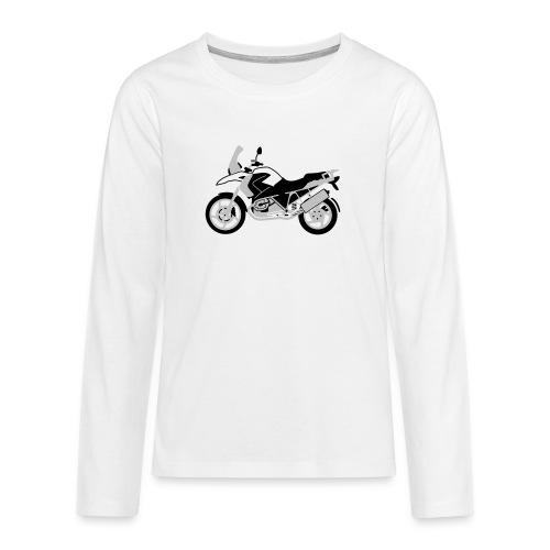 R1200GS 08-on - Teenagers' Premium Longsleeve Shirt