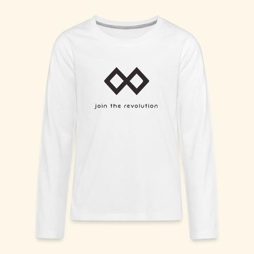 TenX - Teenager Premium Langarmshirt