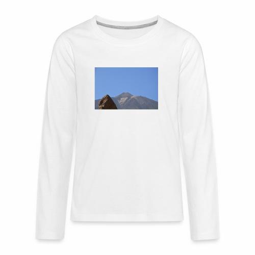 Teide - Teneriffa - Teenager Premium Langarmshirt