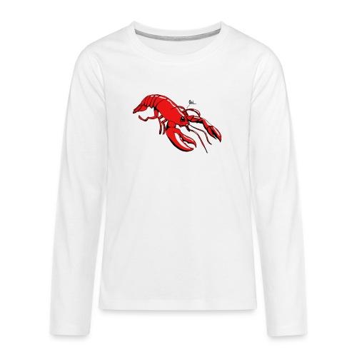 Lobster - Teenagers' Premium Longsleeve Shirt