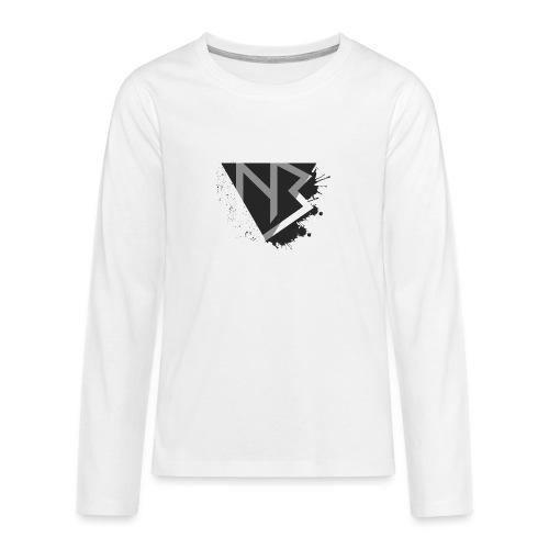 T-shirt NiKyBoX - Maglietta Premium a manica lunga per teenager