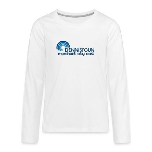 Dennistoun MCE - Teenagers' Premium Longsleeve Shirt