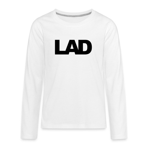 lad - Teenagers' Premium Longsleeve Shirt