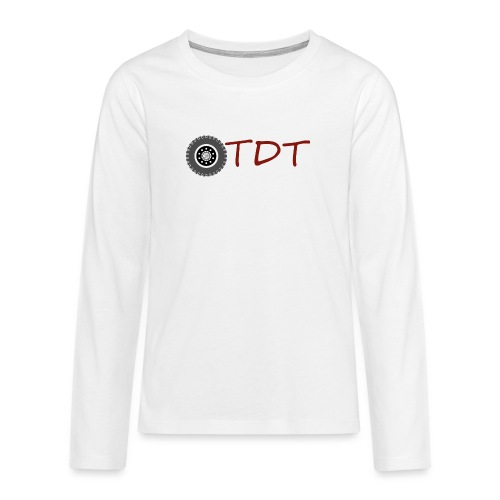 OtdtOfficiel - T-shirt manches longues Premium Ado