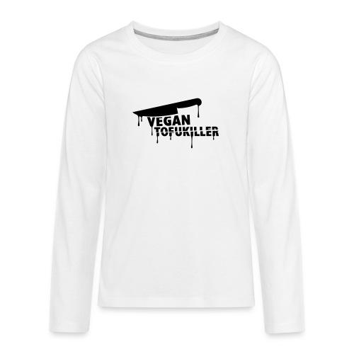 tofukiller_225x225 - Teenager Premium Langarmshirt