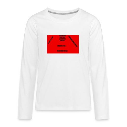 PESOFFR59 2 - T-shirt manches longues Premium Ado
