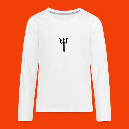 TRIDENTE - Camiseta de manga larga premium adolescente