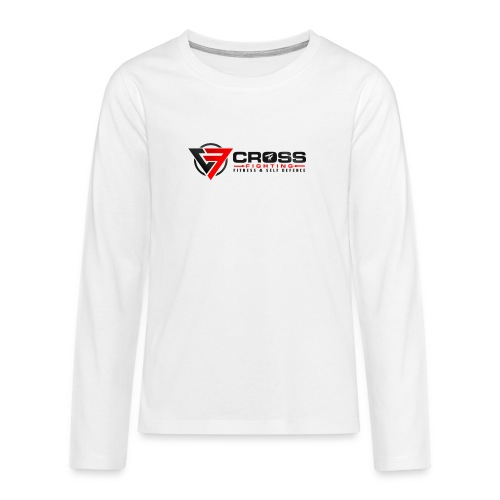 CrossFighting II - Teenager Premium Langarmshirt