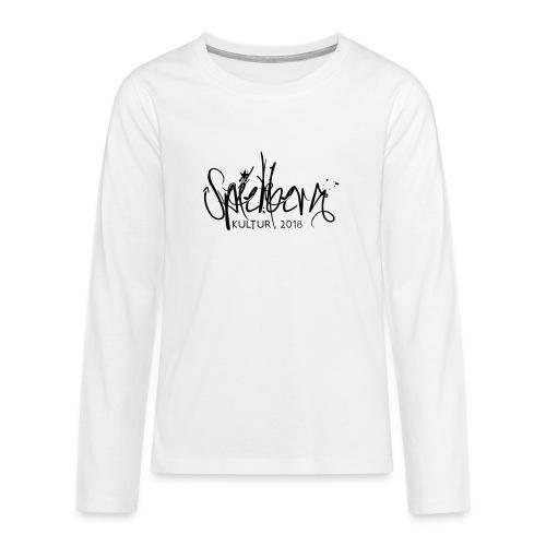 Spielberg Kultur 2018 - Teenager Premium Langarmshirt