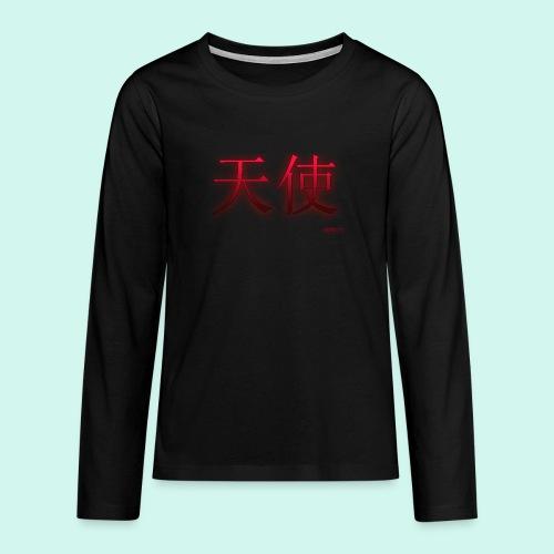 ANGELO/ANGEL - Teenager Premium shirt met lange mouwen