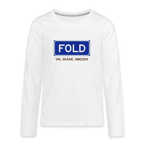 Vik, Badly Translated - Långärmad premium T-shirt tonåring