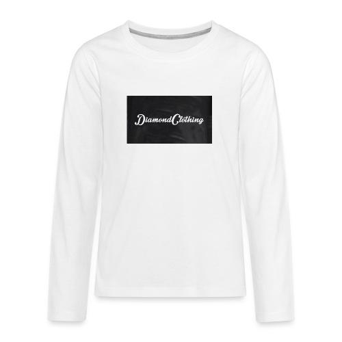 Diamond Clothing Original - Teenagers' Premium Longsleeve Shirt