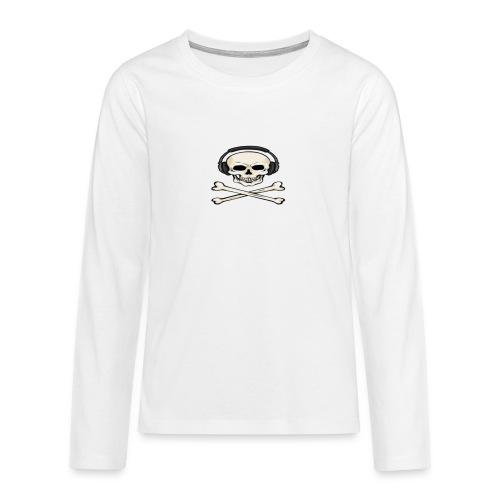 Blake The Gamer - Teenagers' Premium Longsleeve Shirt
