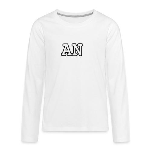 Alicia niven Merch - Teenagers' Premium Longsleeve Shirt