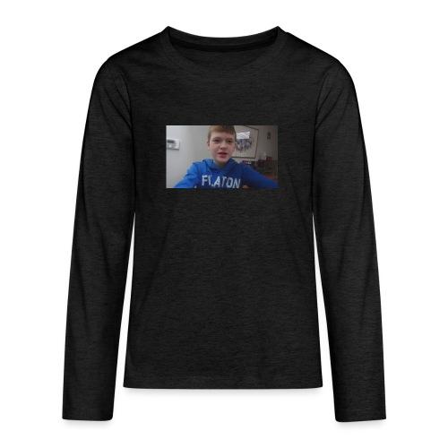 roel t-shirt - Teenager Premium shirt met lange mouwen
