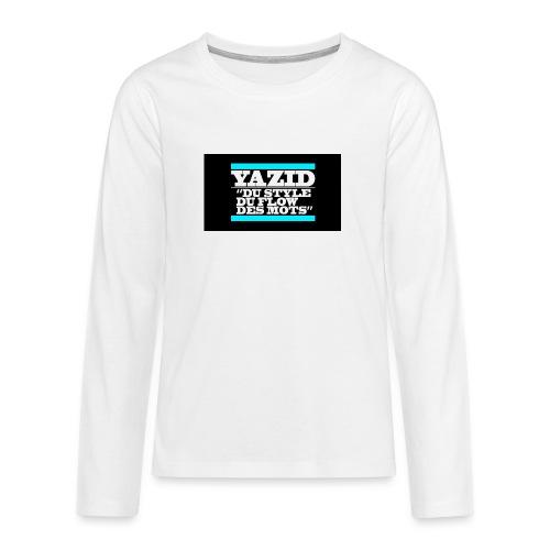 jdfcrea serie 1 - T-shirt manches longues Premium Ado