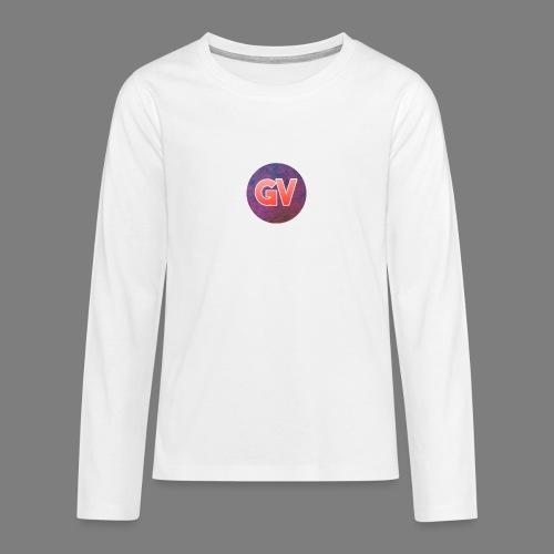 GV 2.0 - Teenager Premium shirt met lange mouwen