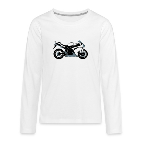 R1 07-on V2 - Teenagers' Premium Longsleeve Shirt