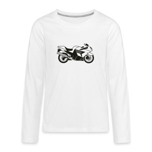 ZZR1400 ZX14 - Teenagers' Premium Longsleeve Shirt