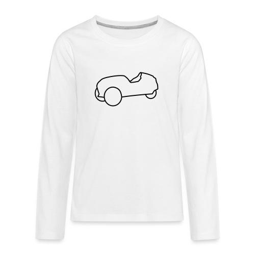 Velayo - Teenager Premium Langarmshirt