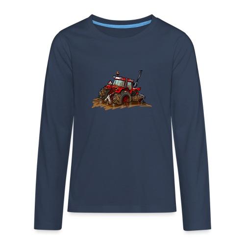IH in de blub - Teenager Premium shirt met lange mouwen