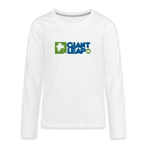 palme - Teenager Premium Langarmshirt