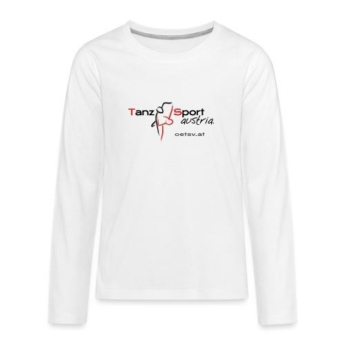 Logo OTSV V1 Internet gif - Teenager Premium Langarmshirt