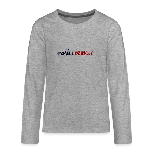 smellcricket - Teenagers' Premium Longsleeve Shirt