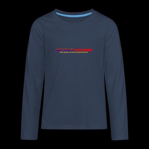 RNR All Nite - Teenager Premium shirt met lange mouwen
