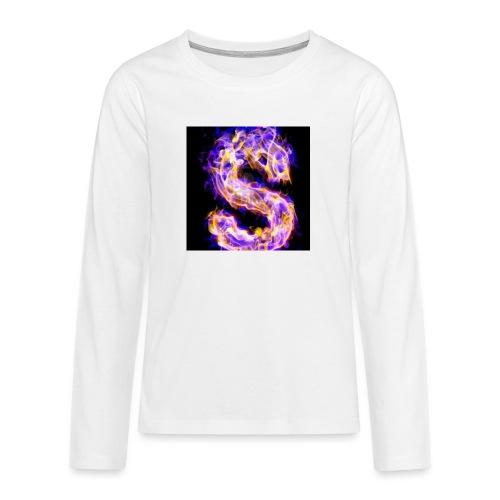 sikegameryolo77 kids hoodies - Teenagers' Premium Longsleeve Shirt