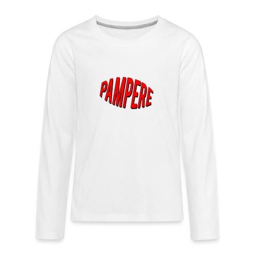 pampere - Koszulka Premium z długim rękawem dla nastolatków