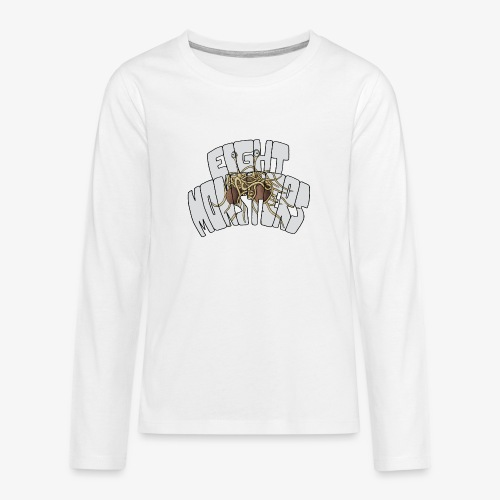 Eight Monsters - T-shirt manches longues Premium Ado