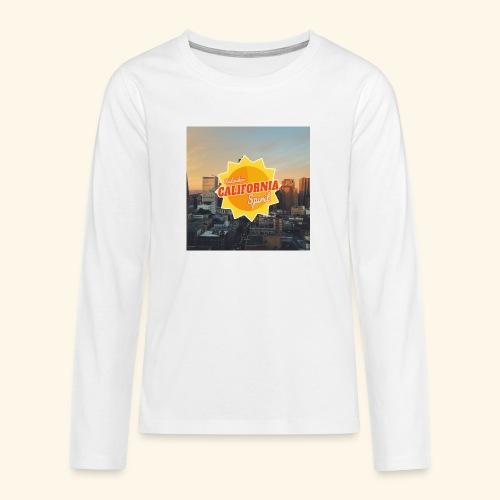 California Spirit City - T-shirt manches longues Premium Ado