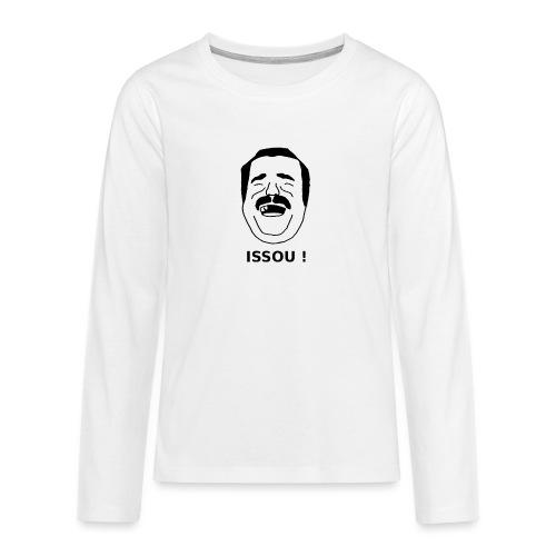 issou noir - T-shirt manches longues Premium Ado