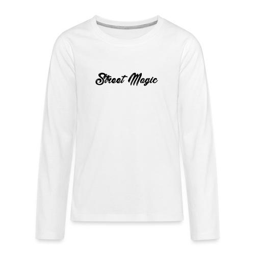 StreetMagic - Teenagers' Premium Longsleeve Shirt