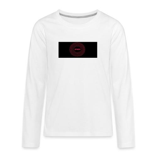 HHHHH - Teenager premium T-shirt med lange ærmer