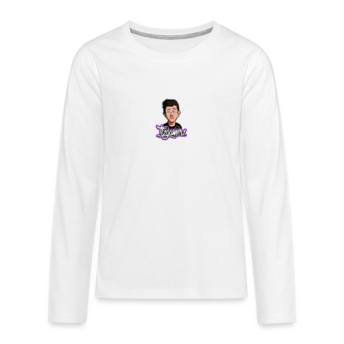 itzgamerz limited edition merch - Teenagers' Premium Longsleeve Shirt