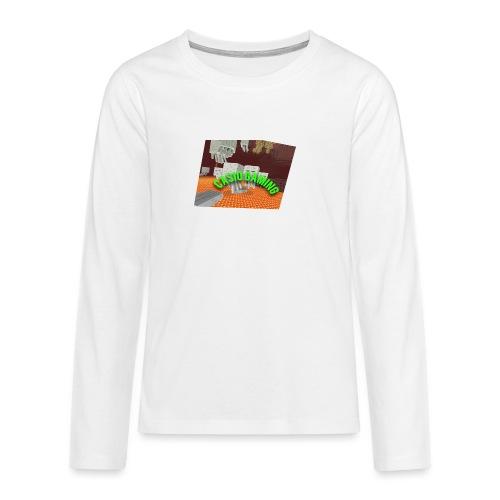 Logopit 1513697297360 - Teenager Premium shirt met lange mouwen