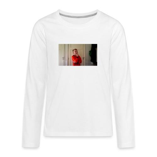 generation hoedie kids - Teenager Premium shirt met lange mouwen
